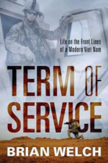 Term of Service Cover